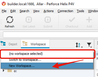 Populating Perforce With An Unreal Engine Source Build