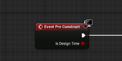 UE4 UMG UUserWidget: Which fires first, NativePreConstruct or Blueprint PreConstruct?